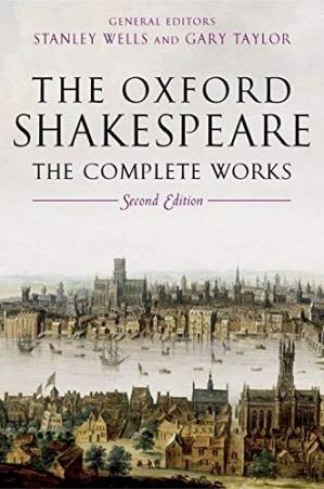 Book cover William Shakespeare: The Complete Works 2nd Edition