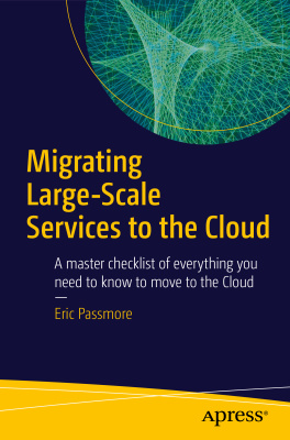 Book cover Migrating Large-Scale Services to the Cloud