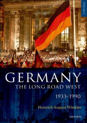 Copertina Germany: The Long Road West, Volume 2: 1933–1990