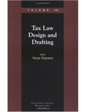 Book cover Tax Law Design and Drafting