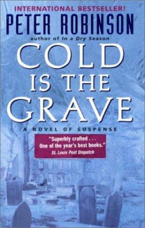 Book cover Cold is the Grave