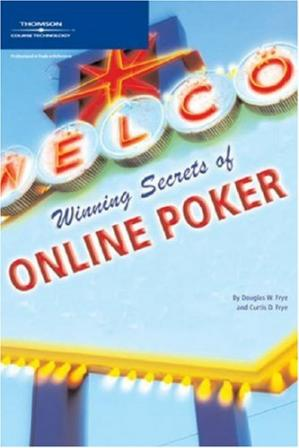 Book cover Winning Secrets of Online Poker