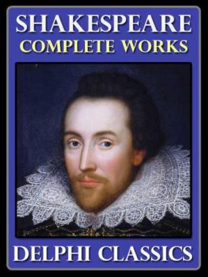 Kulit buku The Complete Works of William Shakespeare