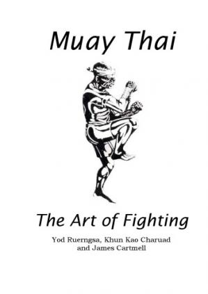 Buchdeckel Muay Thai - The Art of Fighting