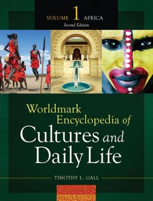 Εξώφυλλο βιβλίου Worldmark encyclopedia of cultures and daily life
