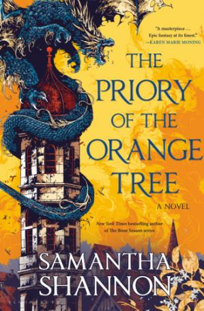 Обложка книги The Priory of the Orange Tree