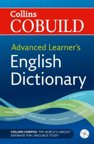 Book cover Collins COBUILD Advanced Learner's English Dictionary (mobipocket)