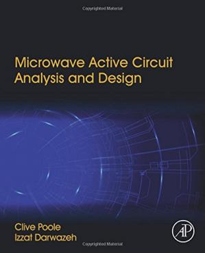 Buchdeckel Microwave Active Circuit Analysis and Design