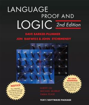 Sampul buku Language, Proof and Logic
