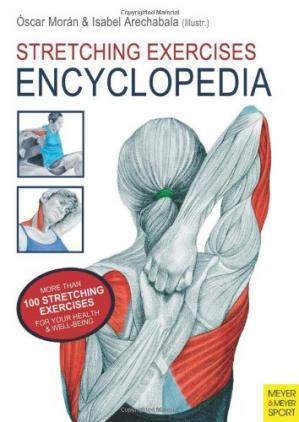 Book cover Stretching Exercises Encyclopedia
