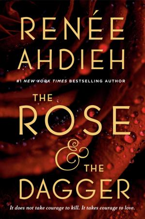 Book cover The Rose and the Dagger