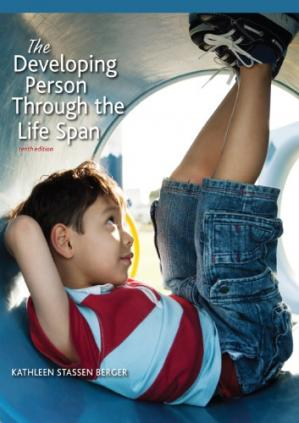 Copertina The Developing Person Through the Life Span 10th Edition