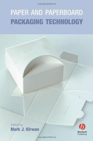 书籍封面 Paper and Paperboard Packaging Technology