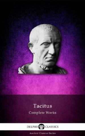 Book cover Complete Works of Tacitus