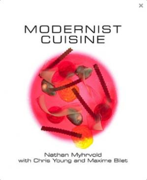 Book cover Modernist Cuisine: The Art and Science of Cooking, Volume 5: Plated-Dish Recipes