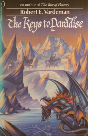 Book cover The Keys to Paradise