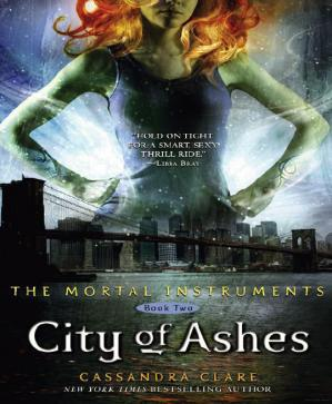 Book cover City of Ashes