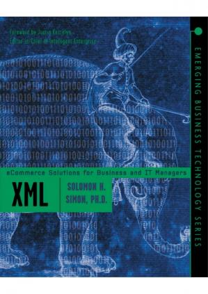 Book cover Xml Ecommerce Solutions For Business And It Managers 2001 Mcgraw Hill