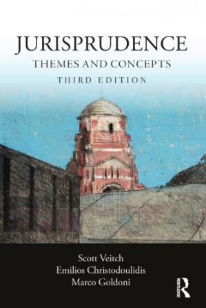 Book cover Jurisprudence: Themes and Concepts