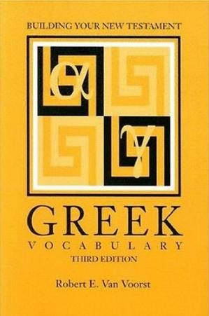 Book cover Building Your New Testament Greek Vocabulary (Resources for Biblical Study)