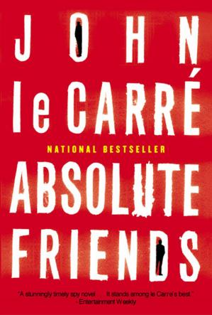 Book cover Absolute Friends