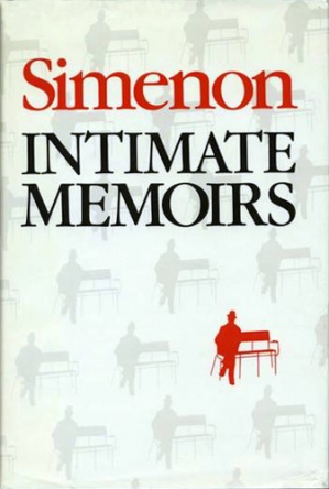 Book cover Intimate Memoirs: Including Marie-Jo's Book