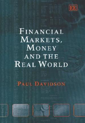 Portada del libro Financial Markets, Money and the Real World
