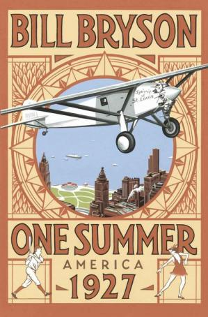 Book cover One Summer: America 1927