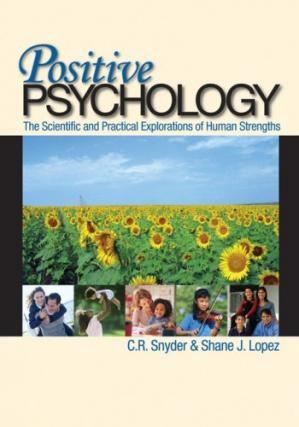 Copertina Positive Psychology: The Scientific and Practical Explorations of Human Strengths