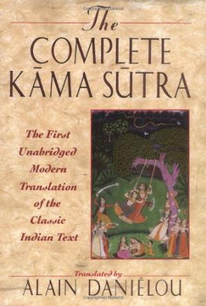 Bìa sách The Complete Kama Sutra : The First Unabridged Modern Translation of the Classic Indian Text