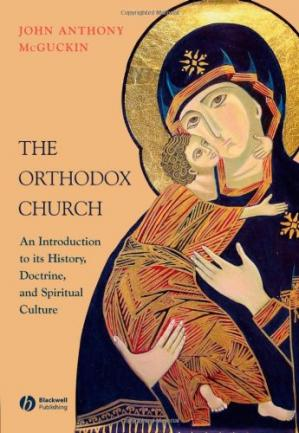Book cover The Orthodox Church: An Introduction to its History, Doctrine, and Spiritual Culture