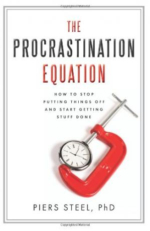 Couverture du livre The Procrastination Equation: How to Stop Putting Things Off and Start Getting Stuff Done