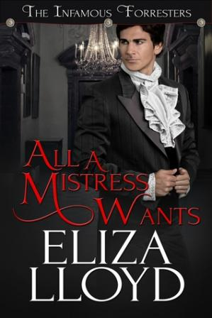 Book cover All a Mistress Wants