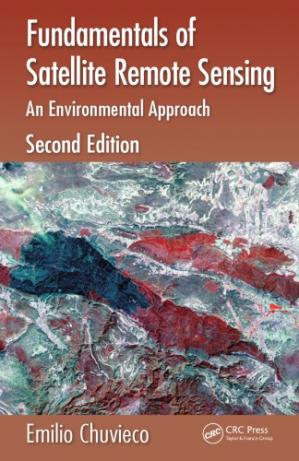 Book cover Fundamentals of satellite remote sensing: an environmental approach