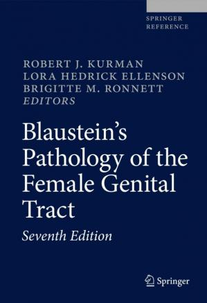 Book cover Blaustein's Pathology of the Female Genital Tract