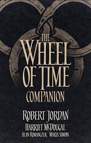 表紙 The Wheel of Time Companion