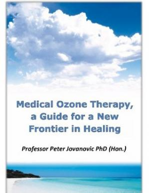 Book cover Medical Ozone Therapy: A Guide for a New Frontier in Healing