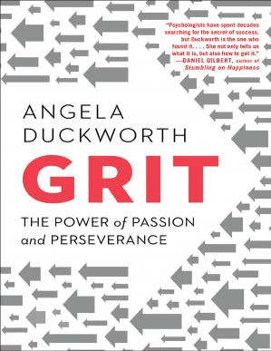 Book cover Grit: The Power of Passion and Perseverance