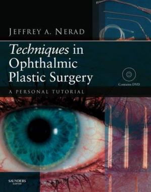 Copertina Techniques in Ophthalmic Plastic Surgery: A Personal Tutorial