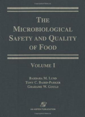 Book cover The microbiological safety and quality of food