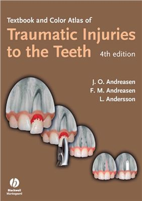 Book cover Textbook and Color Atlas of Traumatic Injuries to the Teeth