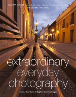 Обложка книги Extraordinary Everyday Photography: Awaken Your Vision to Create Stunning Images Wherever You Are
