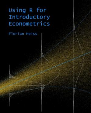 Εξώφυλλο βιβλίου Using R for Introductory Econometrics