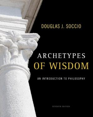 Book cover Archetypes of Wisdom: An Introduction to Philosophy