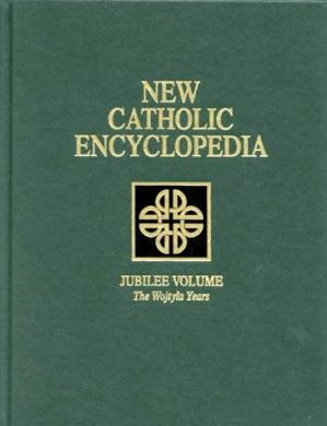 表紙 New Catholic Encyclopedia: Jubilee Volume (The Wojtyla Years) (Vol 20)