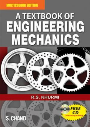 Book cover A Textbook of Engineering Mechanics