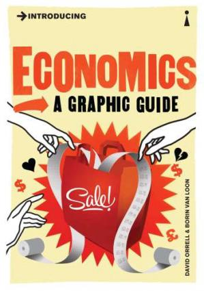 Book cover Introducing Economics: A Graphic Guide