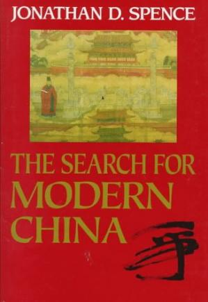 Book cover The Search for Modern China