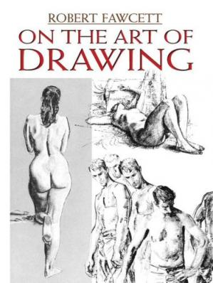 Book cover On the Art of Drawing