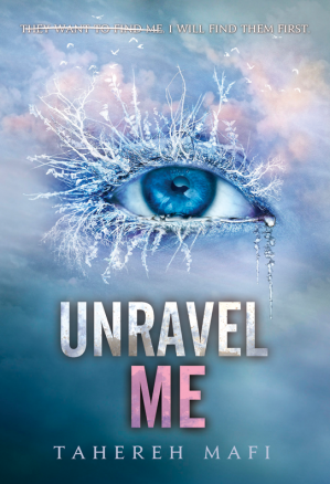 Book cover Unravel Me